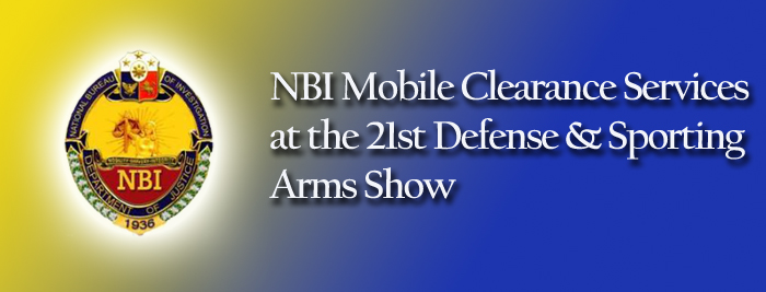 NBI Mobile Clearance