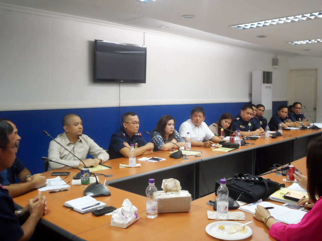 Roundtable discussion among the FEO & AFAD