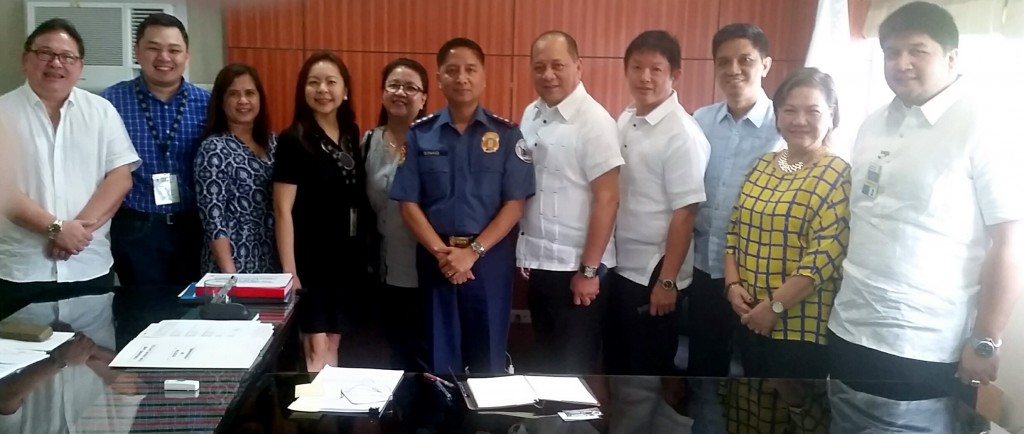 Courtesy Call PSSupt Binag
