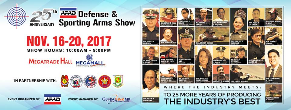 25th Defense and Sporting Arms Show pt.2